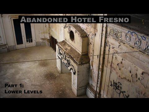 inside-abandoned-hotel-fresno:-part-1-(lower-levels)