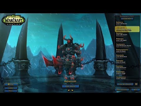 Bajheera - Frost DK / MW Monk 2v2 Arena Session - WoW 7.3 Legion Death Knight PvP