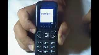 Reset Alcatel OT-232a
