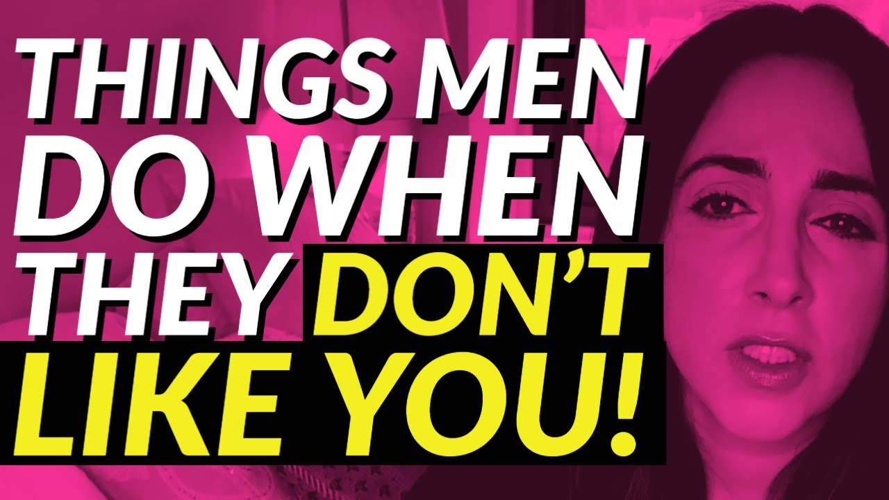Hidden Signs that Scream He's NOT That Into You! 😬😱