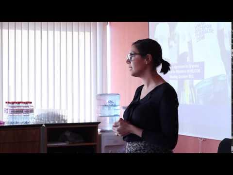 Balttour 2014 Forum   Barbara Jackson