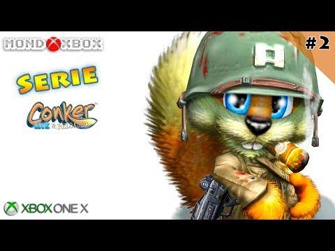 Serie Conker Live & Reloaded #2 en Xbox One X 1080p 60fps |MondoXbox