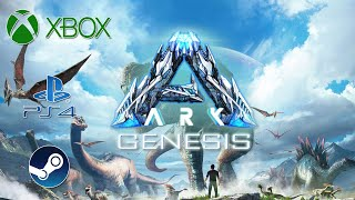 ARK HUGE FULL NEW DLC REVEAL! - EVERY NEW DINO AND ITEM! - XBOX/PS4/PC