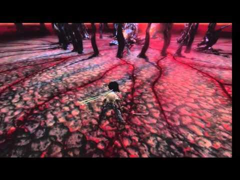 Afro Samurai. Justice boss fight. Hard difficulty
