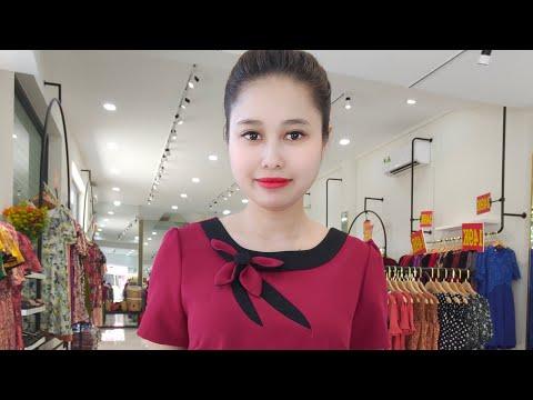 Đầm Trung Niên Được Yêu Thích Nhất Năm 2021 - Thời Trang Trung Niên