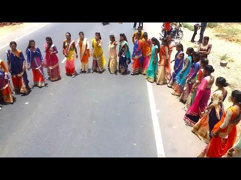 Arjun R Meda New Said Adivasi Timli Song !! Narmada Love !! Road Adivasi Timli Dance Video