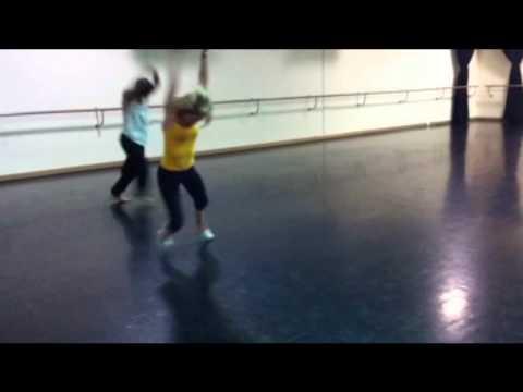 Rihanna - CALIFORNIA KING BED Choreography (Rehearsal)