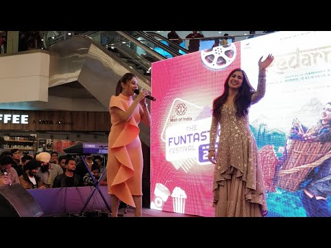 Sara Ali Khan Promotes Kedarnath At DLF Mall of India, Noida | Kedarnath Movie Promotions | Sushant