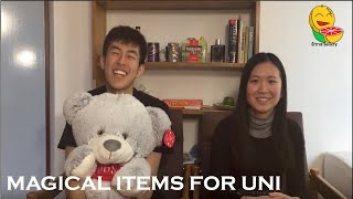 Useful things YOU SHOULD bring to Universities