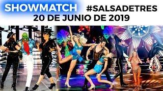 showmatch-programa-20-06-19-salsadetres-invitados-diego-ramos-cande-ruggeri-y-laura-esquivel