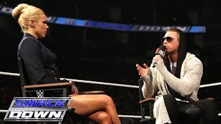 The Awesome One looks to get to the bottom of Lana's breakup with R...