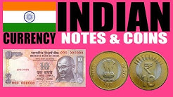 Indian Currency | All Notes And Coins | Digital India | Educational Video | Economy