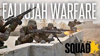 FALLUJAH 100 PLAYER REALISTIC WARFARE! - SQUAD 50 vs 50 PVP Gameplay