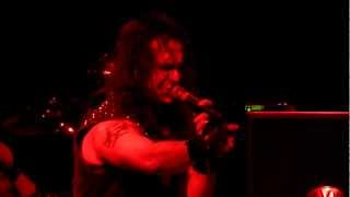 Moonspell - Lickanthrope (NYC) 2/23/13