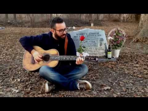 FRANCESCO PIU • HELLHOUND ON MY TRAIL - A tribute to Robert Johnson