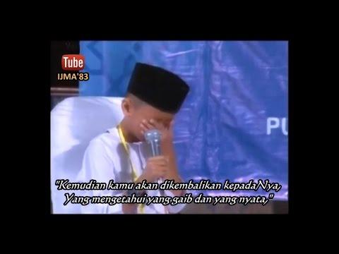 Anak2 Yang Menangis Karena al-Qur'an Mp3