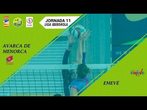 Liga Iberdrola 18/19 - Jornada-11 - Avarca De Menorca - Emevé Lugo