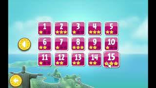 Angry Birds Rio - All Final Levels/Bosses