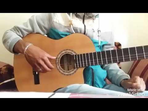 Cheb wahib j'espere tkouni ghaya guitar solo instrumental