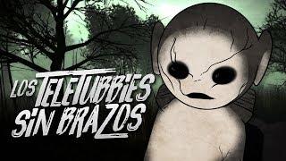 LOS TELETUBBIES SIN BRAZOS ⭐️ Slendytubbies 3   iTownGamePlay