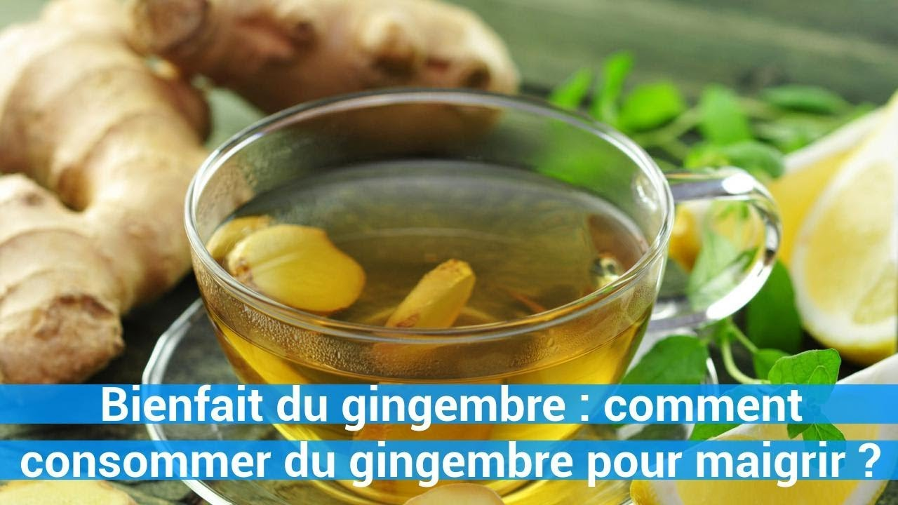 comment manger du gingembre