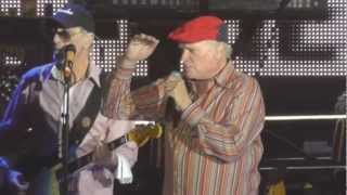 Beach Boys - I Get Around Live 5/15/12 White Plains New York Whole Vibrant  50th Aniversary Show