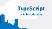 TypeScript Tutorials