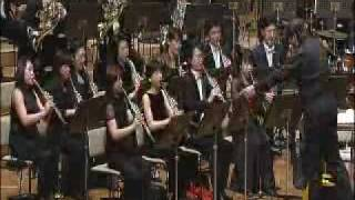 African Symphony by SIENA Wind Orchestra アフリカン・シンフォニー