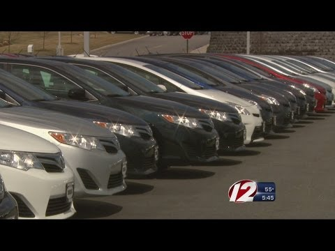 Toyota issues 8th recall since 2009