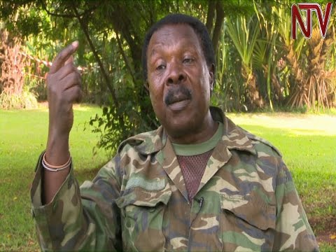 Sgt. Kifulugunyu remembers the motivational role of music during the bush war