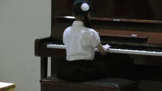 Sekolah Musik Marchia - Ujian Piano Okt 2016 - Whitney