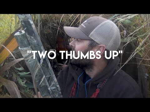 TWO THUMBS UP - Michigan Goose Hunting