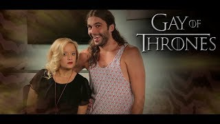 The Mounting and The Vagine - Gay of Thrones S4 E8 Recap