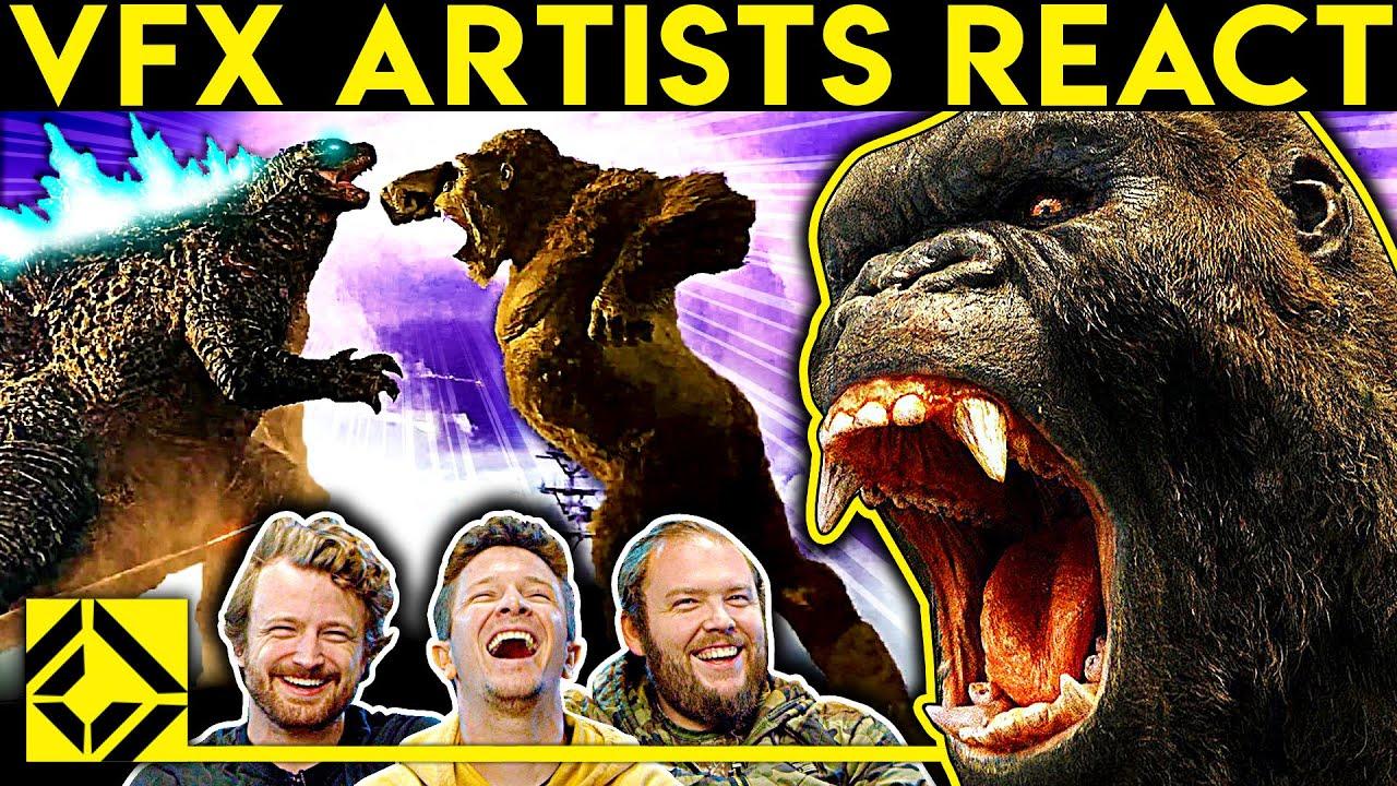 VFX Artists React to Bad & Great CGi 43