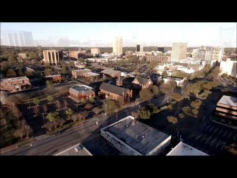 Drone Tour - Downtown Greenville, SC