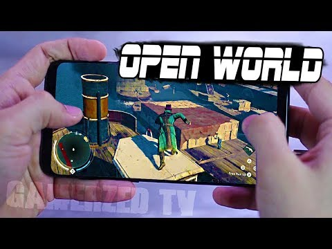 Open World Games || Top 10 Best New 🔥 Android/iOS Games In 2019 || Offline & Online
