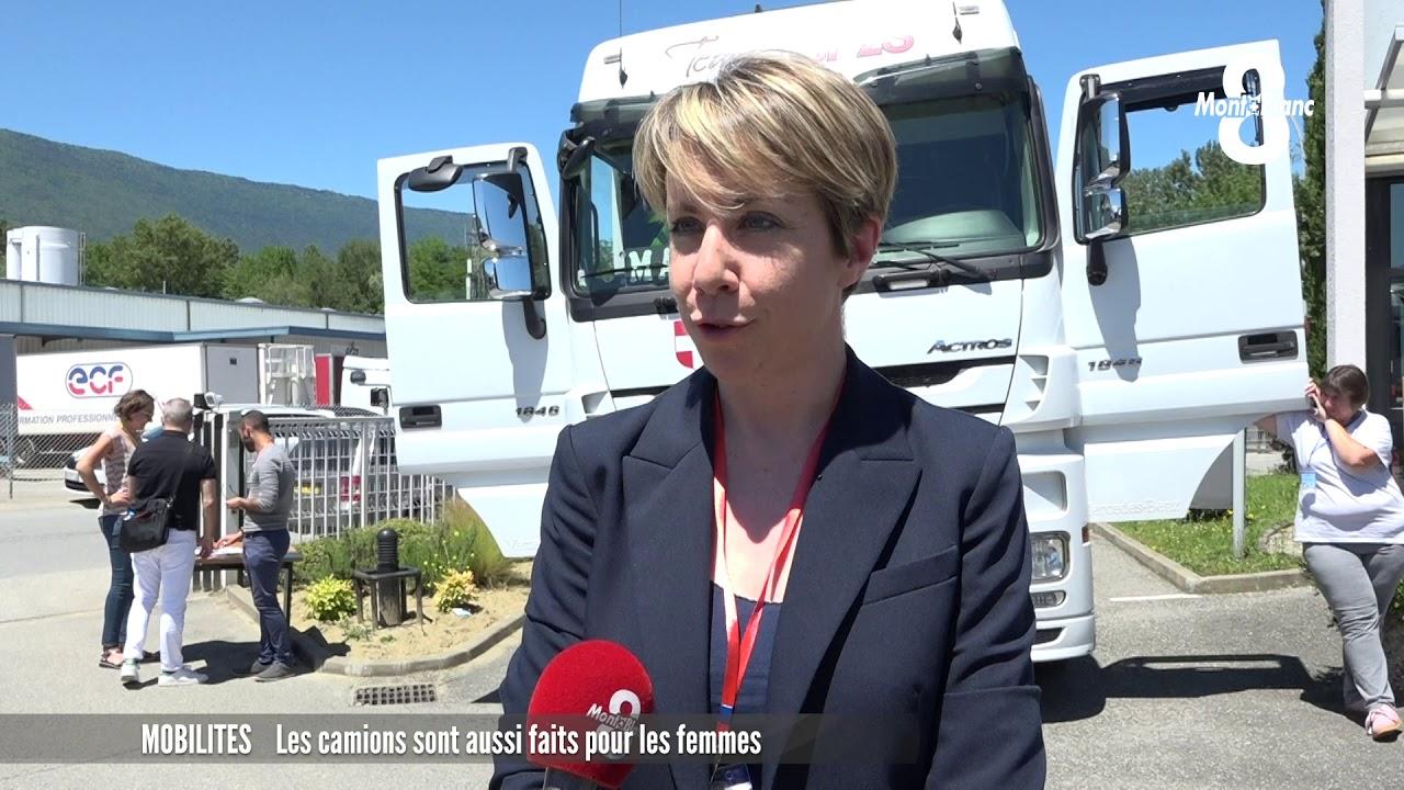 rencontre femme camionneur)