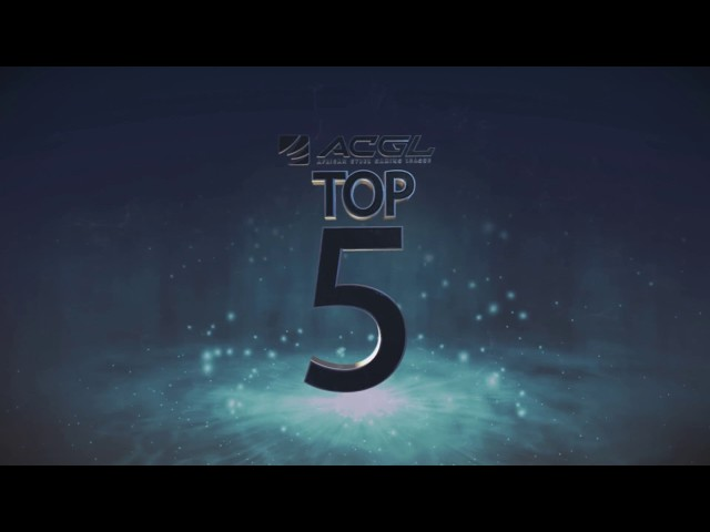 ACGL Top 5 | Call of Duty | February