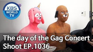 The day of the Gag Concert shoot | 화려한 외출 [Gag Concert / 2020.02.22]