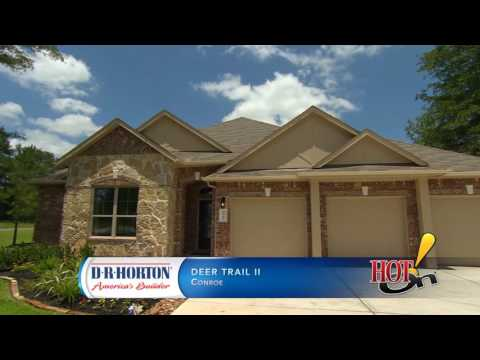 DR Horton Homes At Deer Trail II In Conroe, TX