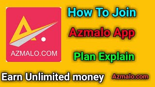 Azmalo.com How To Join In  Azmalo App Explain full details in Telugu by Srivadhan Tech