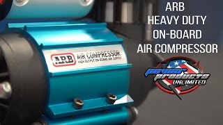 ARB makes some of the best on board air systems in the industry. Ge...