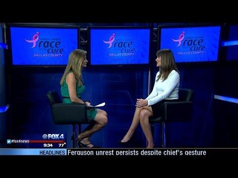 Sarah Parker talks testing positive for BRCA2
