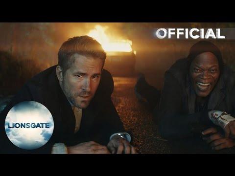 The Hitman's Bodyguard - UK Teaser Trailer - In Cinemas Now