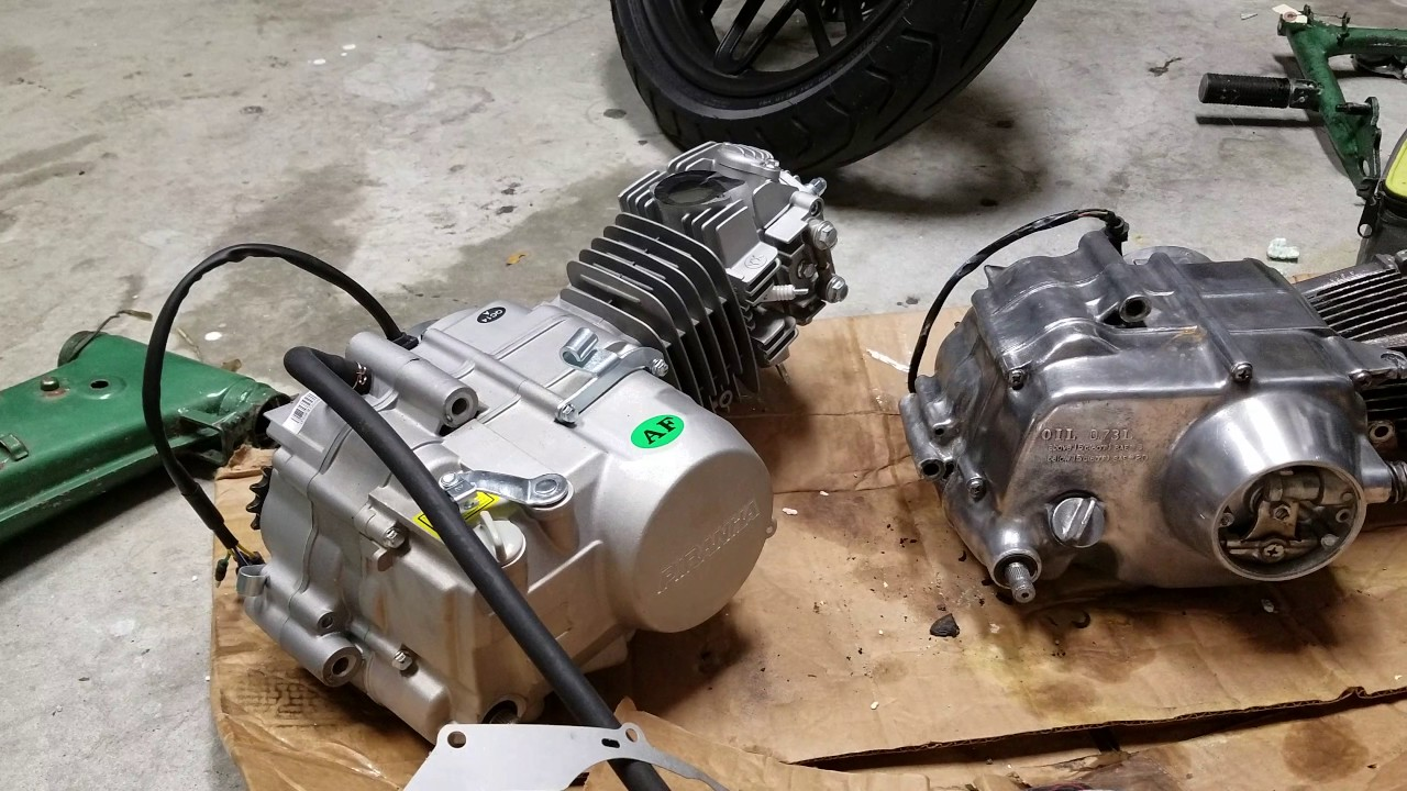 Honda S65 And S90 Build Part 2 Wiring