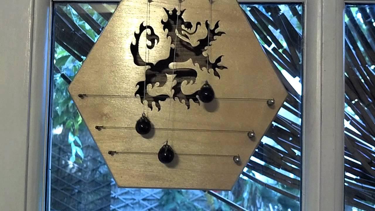 Door Harp & Door Harp - YouTube
