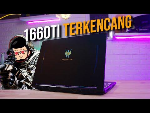 Laptop GTX 1660 Ti Paling Kenceng Siap Bantai Warzone! Review Acer Predator Helios 300