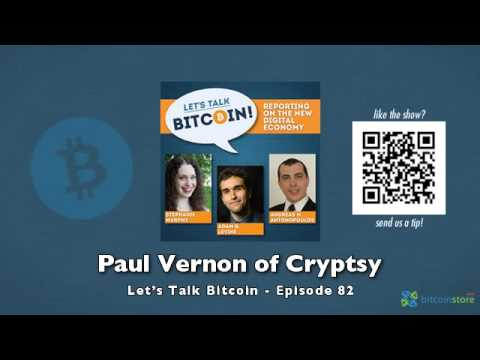 Paul Vernon of Cryptsy