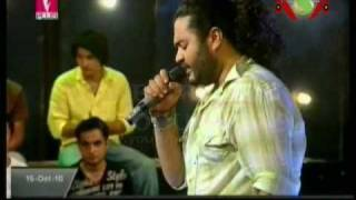 Sohaib Hassan Mahiwal Pakistan Sangeet Icon 1 Elimination 5