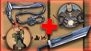 Shadow Fight 2 - Новое оружие Титана - Титан и Мей на Затмении на Perfect!